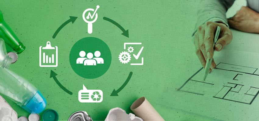 4 ohjetta kestävään jätteidenkäsittelyyn