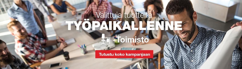 kampanja Toimisto 2019