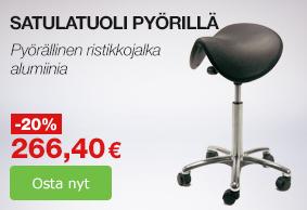 Campaign Satulatuoli pyörillä 2019