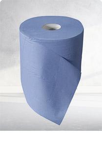 Paperipyyhkeet & Puhdistusliinat teollisuuteen