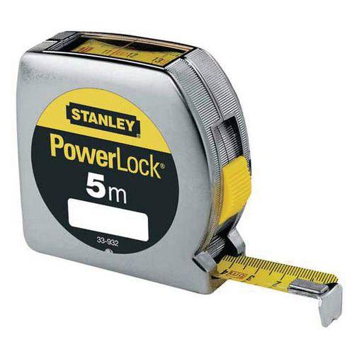 Suoraan luettava Powerlock-mittanauha