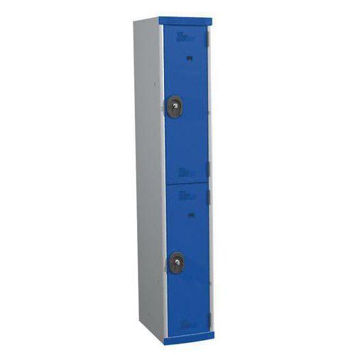 Vaatekaappi Seamline 300 mm 2 ovea