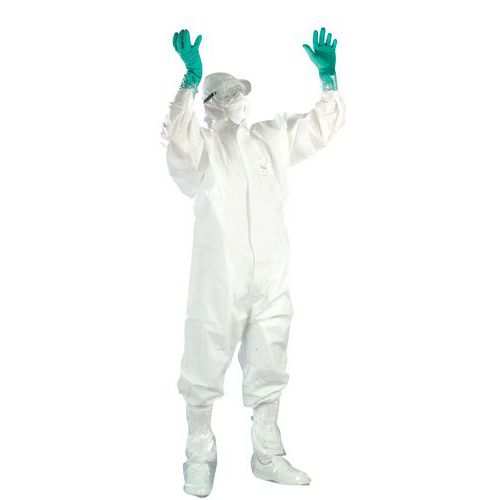 Suojapuku asbesti