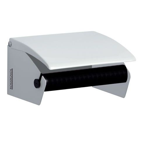 WC-paperiteline metallia