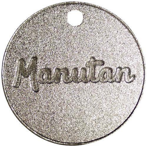 Numeroimattomat poletit 30 mm Manutan