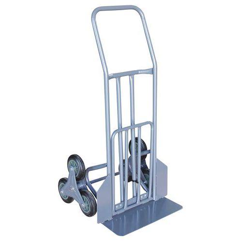 Porrasvarastokärry 250 kg Manutan