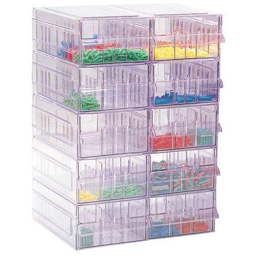 Lokerolaatikko Cristal