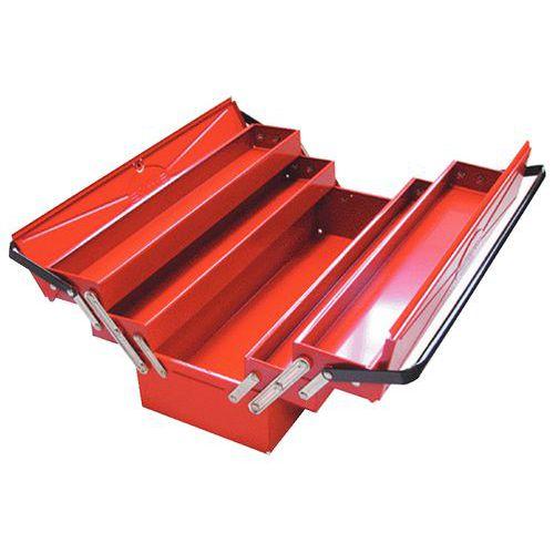 Työkalulaatikko Punainen