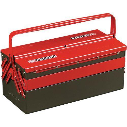 Taittuva Facom-työkalulaatikko