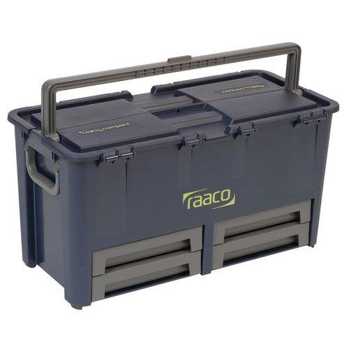 Työkalulaatikko Raaco Compact 47-62