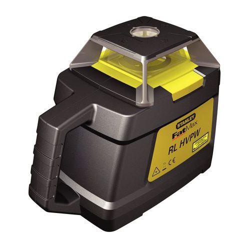 RL HVPW – itsetasaava pyörivä laser