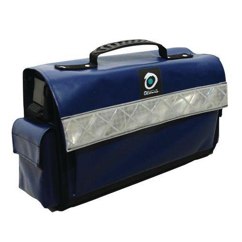 Työkalulaukku lokeroilla PVC