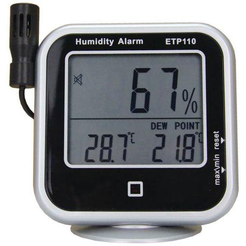 Digitaalinen lämpötila- ja kosteusmittari Manutan