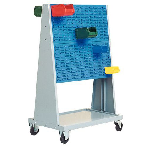 Työpajavaunu Bott laatikko