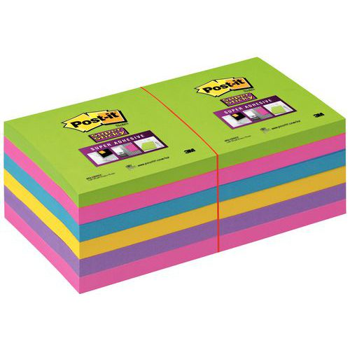 Post-it Super-Sticky Neon