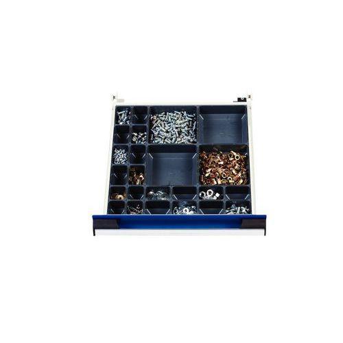 Jakaja laatikko Bott SL-55 muovi 50 mm