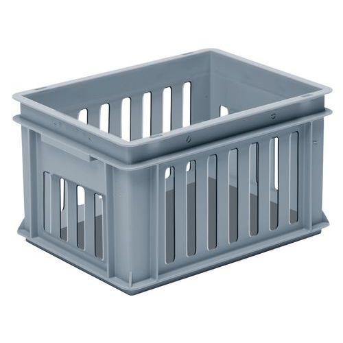 Muovilaatikko EU perus Perfo
