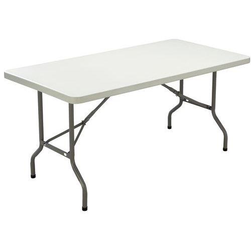 Pöytä kokoontaitett suorakaide