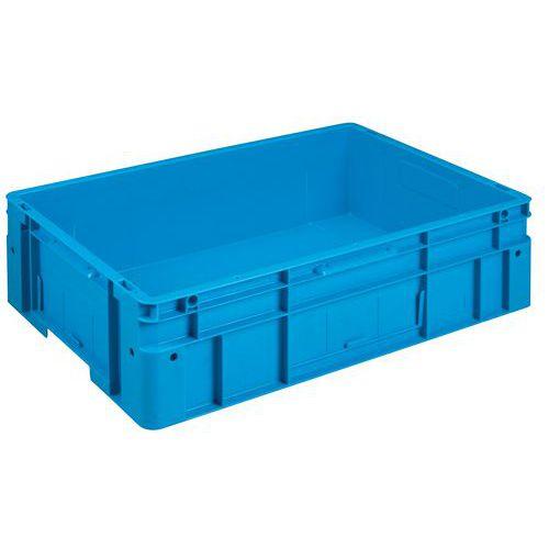 Muovilaatikko EU perus sininen