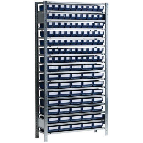 Laatikkokaappi Easy-Fix, varastolaatikot ARCA