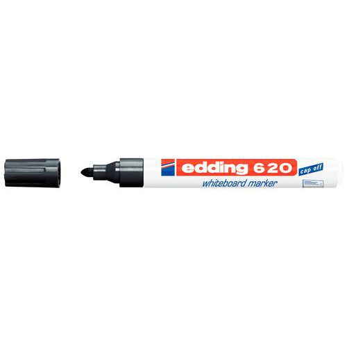 Valkotaulukynä Edding E-620