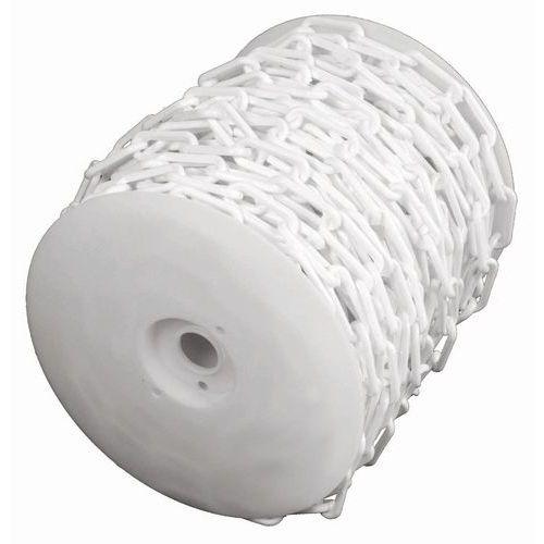 Muoviketju valkoinen