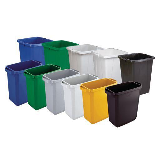 Suorakaiteen muotoinen jätesäiliö
