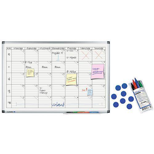 Suunnittelutaulu Universal, päivä- ja viikkosuunnittelutaulu