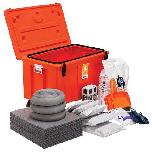 Spill-kit box