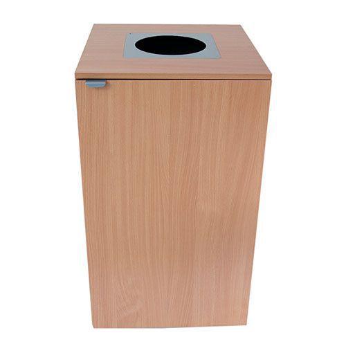 Jätteidenlajittelu-kaappi 125 L