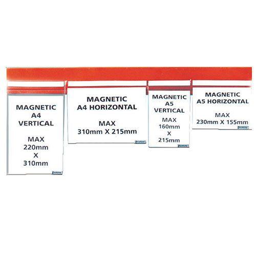 Muovitaskut magneetilla