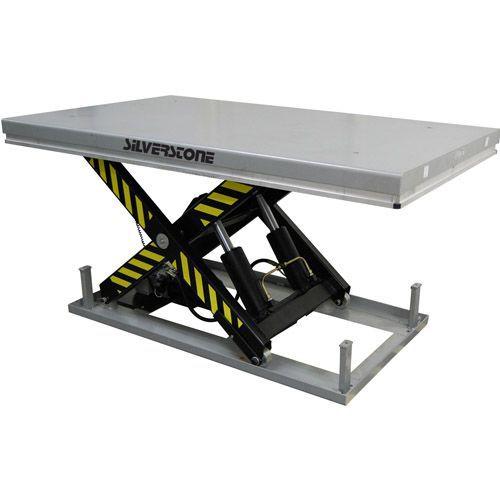 Nostopöytä kiinteä 500-4000 kg