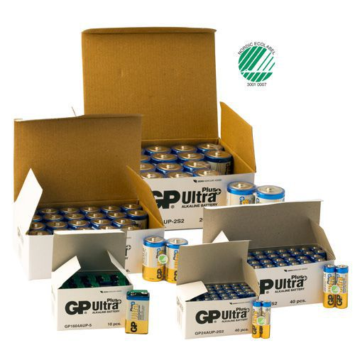 Paristo GP Ultra Plus Alkaline