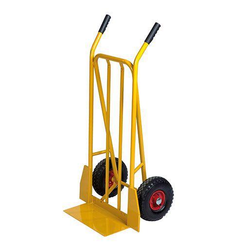 Matkatavaravaunu Keltainen 250 kg