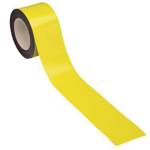 Magneettihihna keltainen