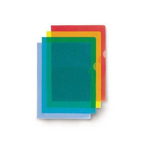 Muovikansio värillinen