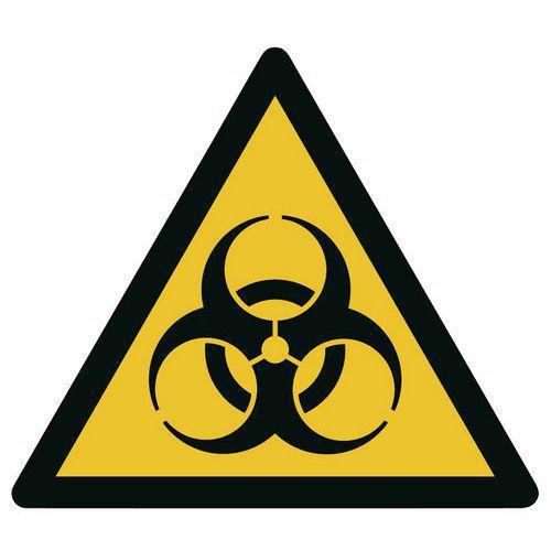 Varoitusmerkki Tartuntavaara