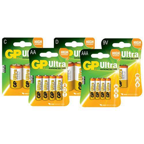 Paristo, GP Ultra Alkaline