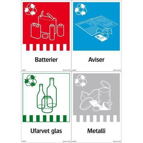 Kilvet - Jätteiden lajittelu