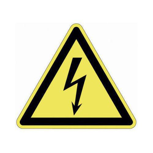 Varoituskilvet - Vaarallinen jännite