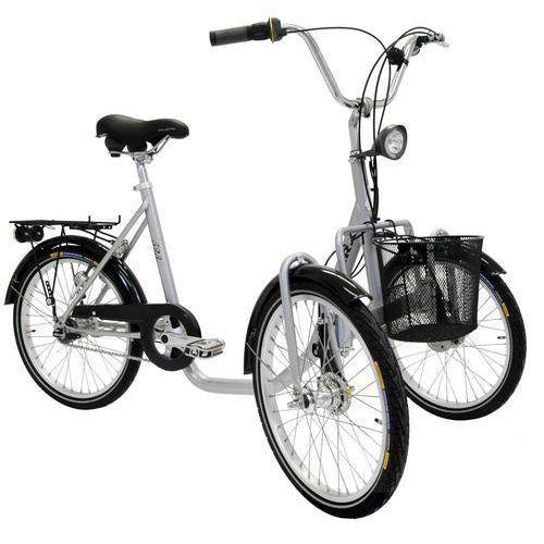 Polkupyörä, 3-pyöräinen
