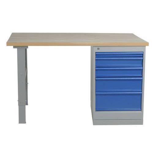 Työpöytä Standard Vankka Täydellinen