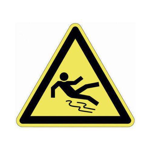 Varoituskilvet - Liukas lattia