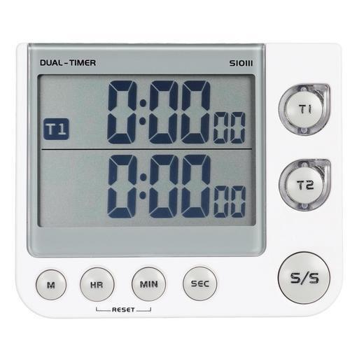 Timer Digital Dual LCD
