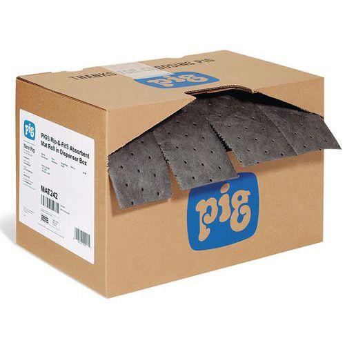 Kuivausliina annostelija Pig