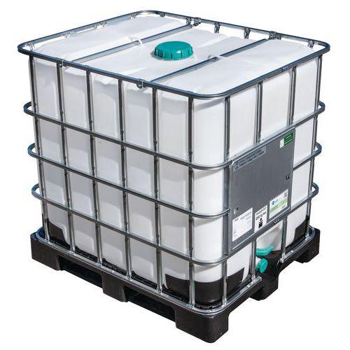 IBC-Säiliö 1000 l muovilavalla